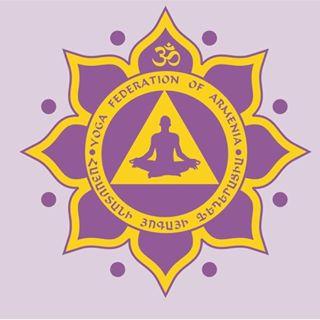 Logo de Yoga Federation of Armenia