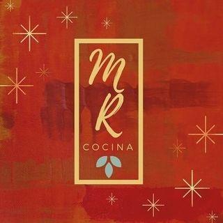 Logo de MR Cocina