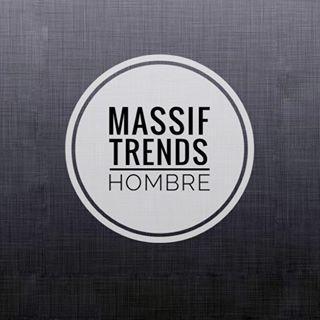 Logo de Massif trends hombre