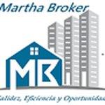 Logo de Martha Burgos