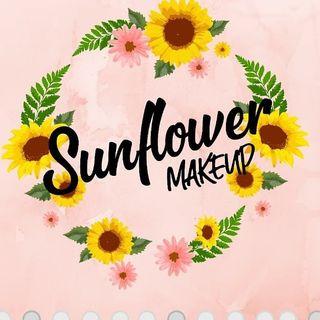 Logo de •SUNFLOWER MAKEUP•