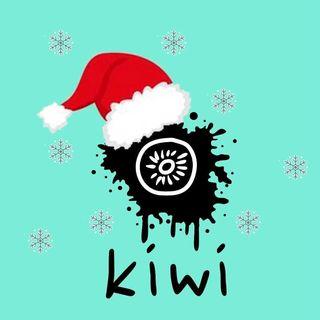 Logo de ♥️⚡️🥝 𝑻𝒂𝒑𝒂𝒃𝒐𝒄𝒂𝒔 😷 Kiwi ⚡️