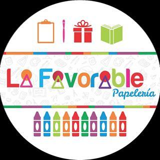 Logo de Papeleria La Favorable
