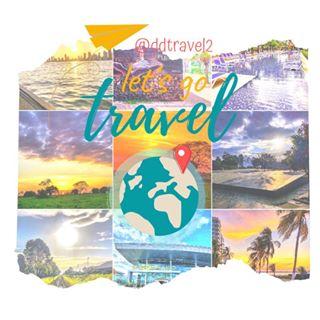 Logo de viajes por el mundo