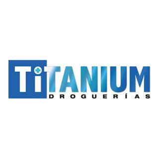 Logo de Droguerías Titanium