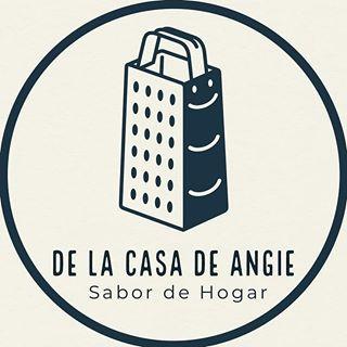 Logo de 《De la casa de Angie》