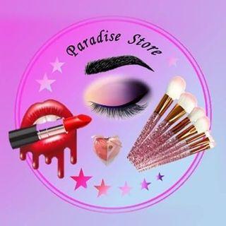 Logo de PARADISE STORE - Make Up 💄