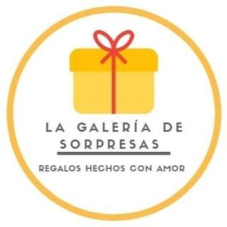 Logo de La Galería de Sorpresas 🎁