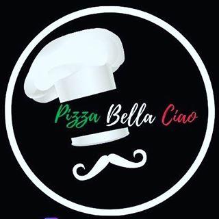Logo de Pizza bella ciao