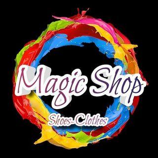 Logo de Magic Shop