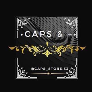Logo de ~CAPS  STORE~