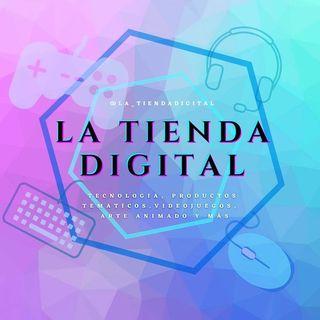 Logo de La Tienda Digital 🌺