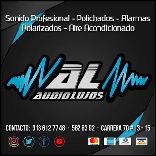 Logo de Audio Lujos