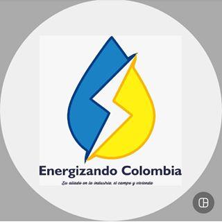 Logo de ENERGIZANDO COLOMBIA