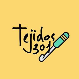 Logo de Tejidos 301