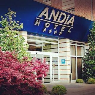 Logo de Hotel Andia