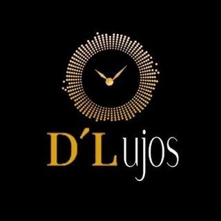 Logo de D'Lujos | Relojes y Accesorios