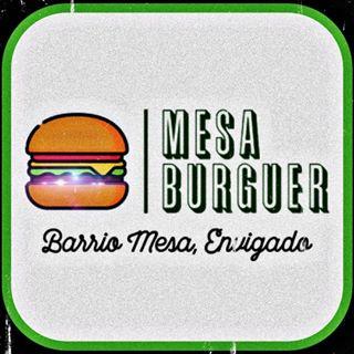 Logo de MESA BURGUER🍔🇨🇴