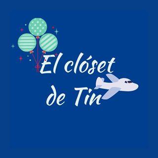 Logo de El clóset  de Tin