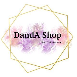Logo de DandA Shop (Tienda Virtual)