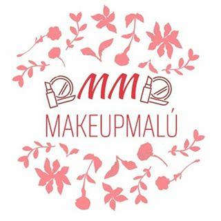 Logo de Makeup Malú