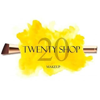 Logo de Twenty Shop Makeup