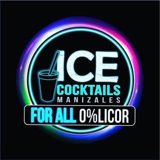 Logo de ICE COCKTAILS FOR ALL