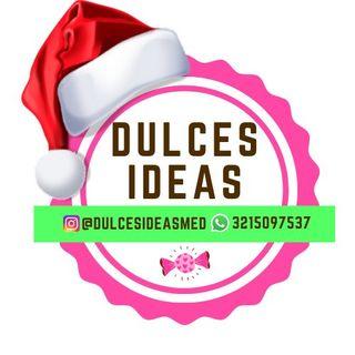 Logo de Dulces Ideas 🍬