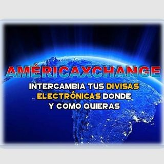 Logo de Intercambios americaxchange