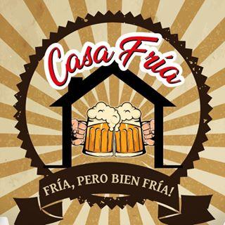 Logo de Casa Fría - Cervecería 🍻❄️