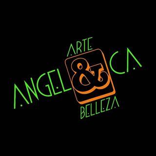 Logo de Angélica Arte y Belleza