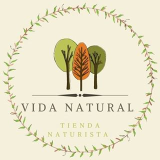 Logo de VIDA NATURAL/TIENDA NATURISTA