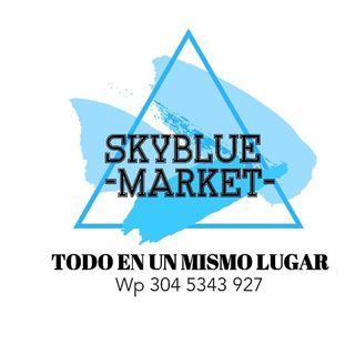 Logo de Skyblue Market