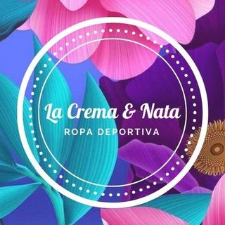 Logo de La Crema & Nata Ropa Deportiva