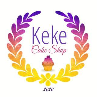 Logo de Keke Cake Shop By Malory M.
