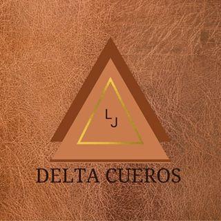 Logo de Delta_cueros