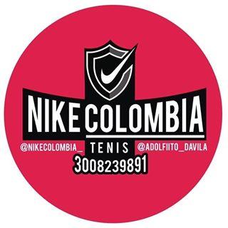 Logo de Nike colombia 🇪🇨