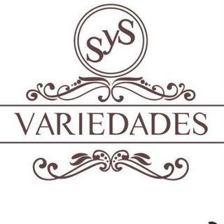 Logo de sys_variedadesrosa