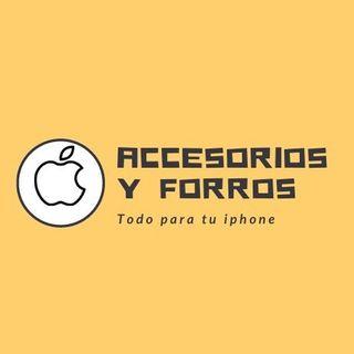 Logo de FORROS PARA IPHONE
