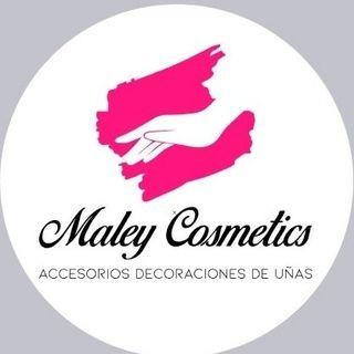 Logo de maley cosmetics
