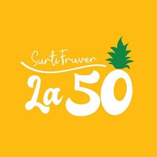 Logo de Surtifruver La 50