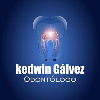 Logo de Odontólogo Kedwin Gálvez