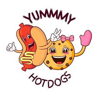 Logo de Yummmy_hotdogs