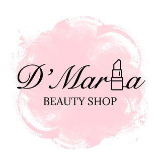 Logo de D'Maria - Beauty Shop