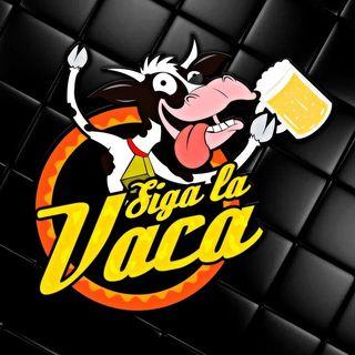 Logo de SIGA LA VACA  ®