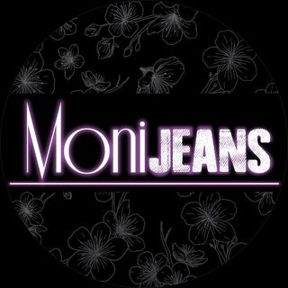 Logo de Moni Jeans ✨