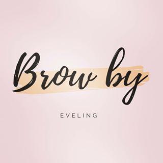 Logo de Brow by eveling