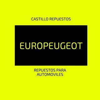Logo de Europeugeot