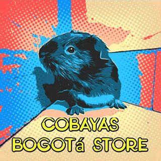 Logo de Cobayas Bogota Store