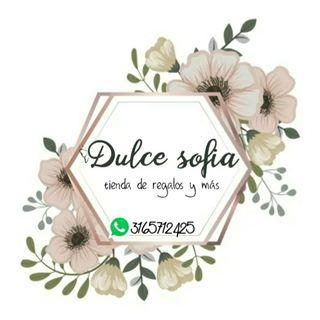 Logo de Dulce sofia .💜
